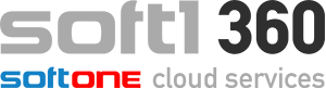 Soft1-360 logo